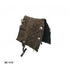 Baldrana de búfalo acolchoada para Cutiano SE1172