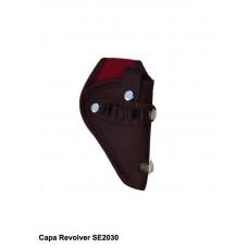 Capa em Couro para Revolver Calibres 22, 32 e 38 SE2030