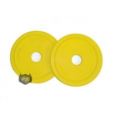 Protetor de Freio Amarelo Para Cavalo SE110901