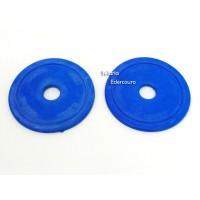 Protetor de Freio Azul Para Cavalo SE110902