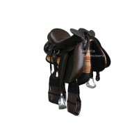 Sela Australiana Completa de Cabeça Couro de Búfalo SE8000