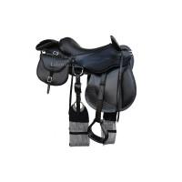 Sela Australiana de Cabeça Completa para Cavalgada SE012080