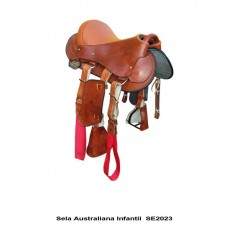 Sela Infantil Modelo Australiana SE2023