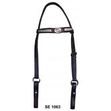 Cabeçada tradicional com aplique SE1063